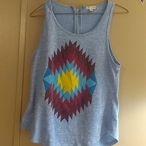 Gorgeous tank top by Cotton candy